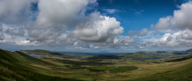 View of Valentia Island