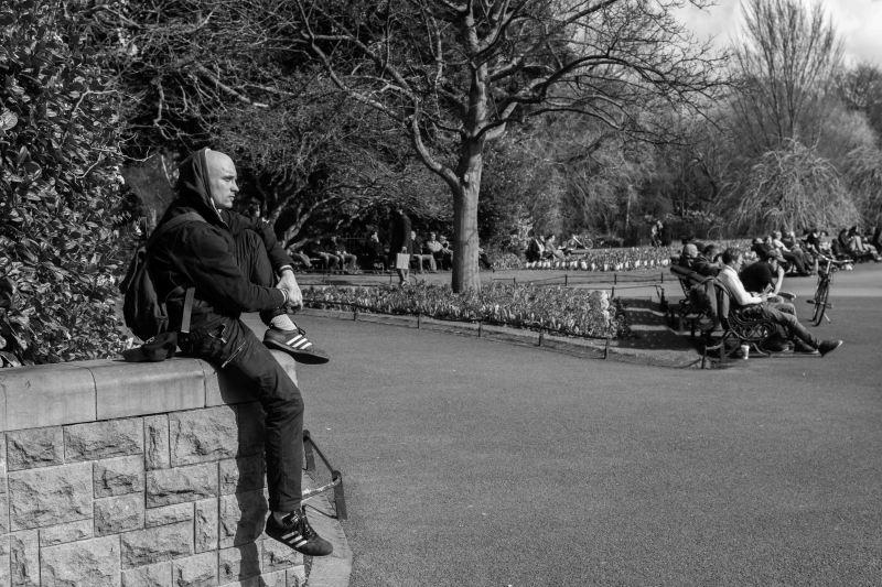 Dublin Streets 23-03-2014 #1