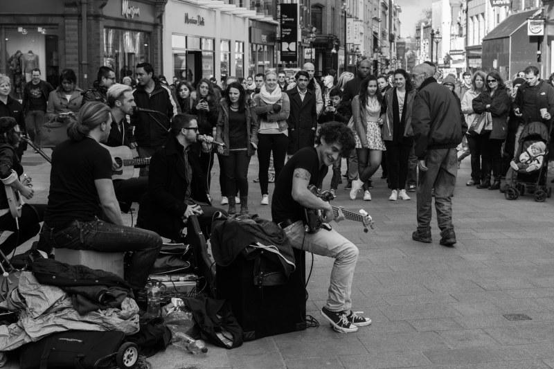 Dublin Streets 23-03-2014 #11