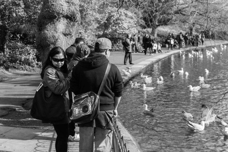 Dublin Streets 23-03-2014 #4