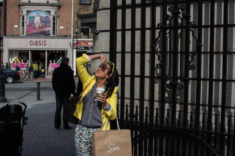 Dublin Streets 23-03-2014 #7