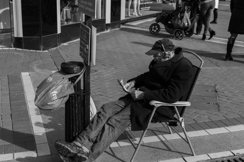Dublin Streets 23-03-2014 #9