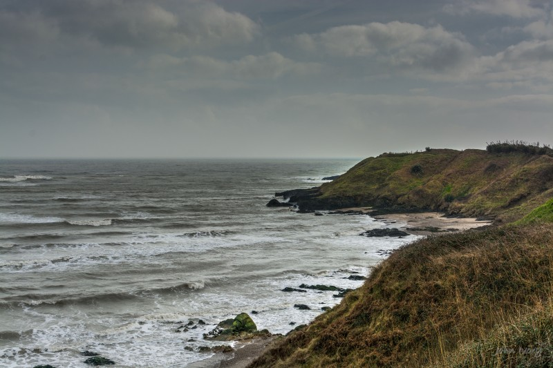 Wicklow Coast - south of Brittas Bay