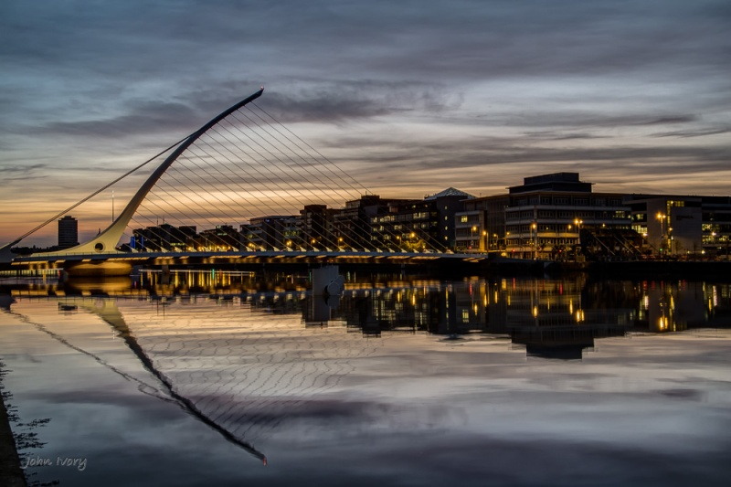 Dublin - Beckett Bridge