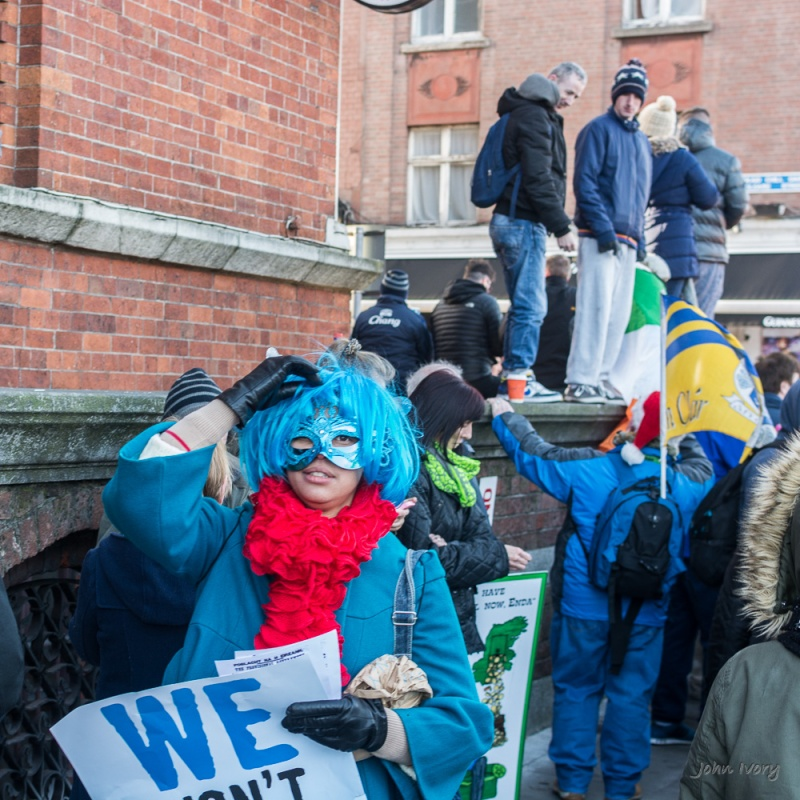 Water Protest - 10-12-2014 #9