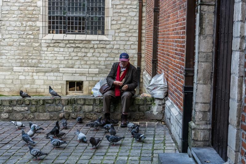 Brussels Blog #1