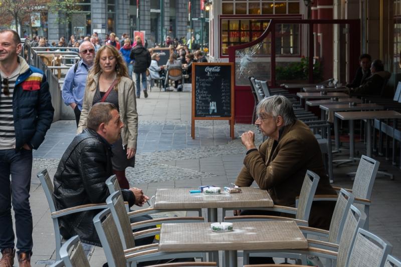 Brussels Blog #11