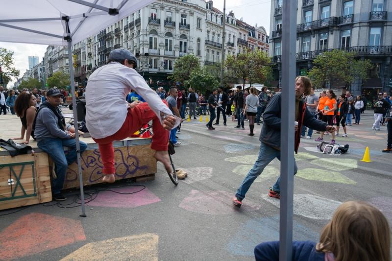 Brussels Blog #12