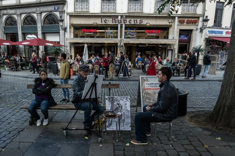Brussels Blog #5