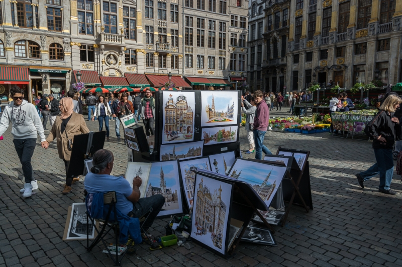 Brussels Blog #6