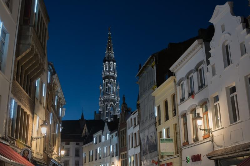 Brussels General Blog #1